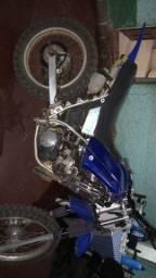 Dt200r troco por moto de trilha 4 tempo