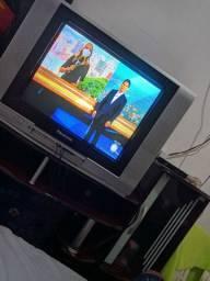 VENDO TV + CONVERSOR E ANTENA
