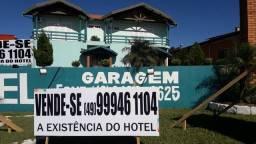 Vende-se hotel em Ponte Serrada