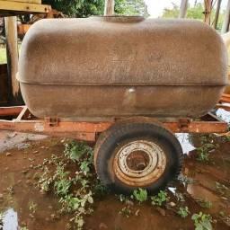 Tanque de água 2000L Jacto