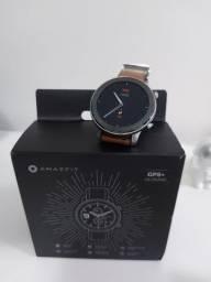 Smartwatch GTR Amazfit em ótimo estado