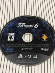 Jogo PS3 - Gran Turismo 6