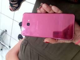 Samsung j4 plus +Rose bem conservado