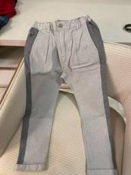 Calça Zara Infantil