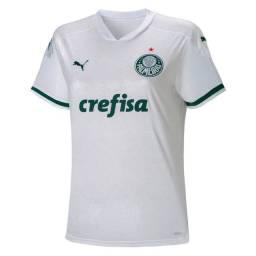 Camisa Feminina Palmeiras Away 20/2021