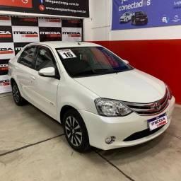 Etios Sedan 1.5 Unico Dono Impecavel !!!!!