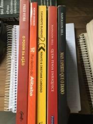 Livros - Combo com 5 livros