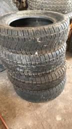 Jogo de pneu 15 novo