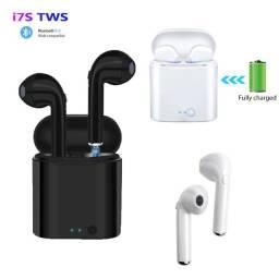 Fone De Ouvido Bluetooth I7s Tws 5.0 Ios Android Sem Fio