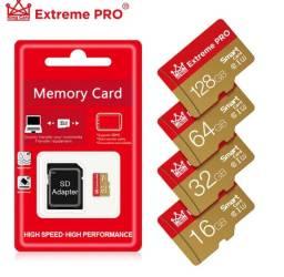 Cartão de Memória Extremo Pro Classe 10