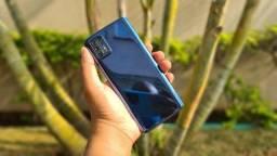 Motorola moto g 9 azul 128 gigas leia