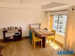 Apartamento à venda com 1 dormitórios em Pompéia, São paulo cod:625631