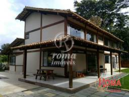 Casa à venda com 4 dormitórios em Aldeia da praia, Guarapari cod:CA0111_ROMA