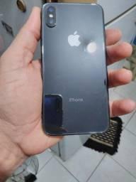 iPhone X troco