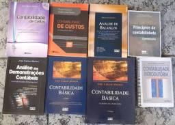 Vendo Livros de contabilidade (tudo por R$ 150,00)
