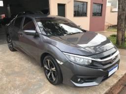Honda Civic EX 2.0 Automático CVT 2017