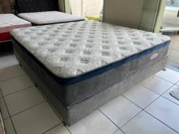 Título do anúncio: cama box SUPER KING MAXFLEX beleza e conforto - ENTREGAMOS