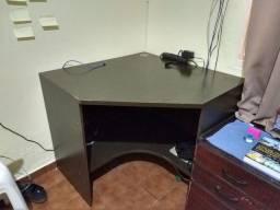 Mesa de canto para escritório