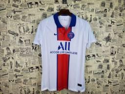 Camisa do PSG branca nova