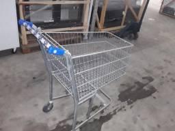 Carrinho para supermercado - *