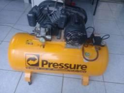 Compressor 10 pes monofásico três lagoas