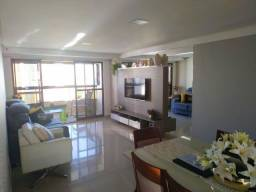 Terrazzo Imperial- andar intermediário- 120m²- 3 quartos s/ 2 suítes+ DCE- Miramar