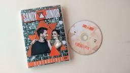 SANDY E JUNIOR - VIDEOCLIPES (DVD)