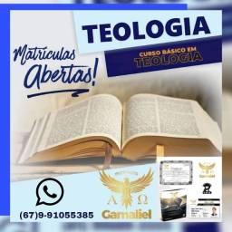 Título do anúncio: Curso de Teologia Livre (Presencial)