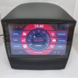 Central multimídia Hyundai ix35, Tela 9.1