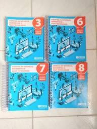 10 Livros SESI ensino médio (cada $50,00)