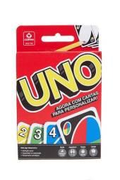 Jogo de Cartas UNO 114 Cartas - Mattel Games - Original