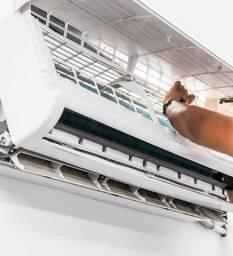 Título do anúncio: Serviço em geral de ar-condicionado