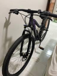 Bicicleta Caloi Évora (Leia a descrição)