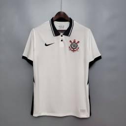 Camisa titular do Corinthians