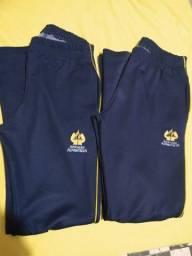 Uniforme adventista ensino médio. Calças tamanho M feminino e jaqueta tamanho G unissex