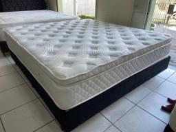 Título do anúncio: cama luxo super king  - ENTREGAMOS