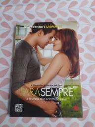 """Livro """"Para sempre"""""""