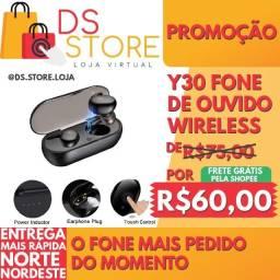Y30 Fone Bluetooth Wireless TWS