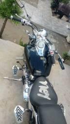Sucata de moto para retirada de peças Drag Star 650 2005/2006
