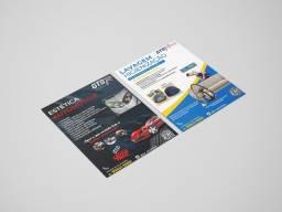 Panfleto, Flyer, Cartão de Visita