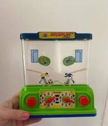 Aquaplay estrela funcionando futebol