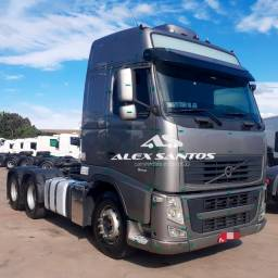 Volvo Fh460 6x2 Globetroter 2014/2015