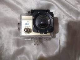 Camera Action Go Cam Pro Sport Ultra 4k + cartão de memória 16gb
