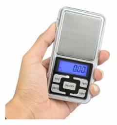 Mini Balança Digital De Bolso 0,1g Até 200g Alta Precisão portatil