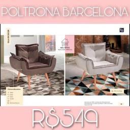 Poltrona Barcelona