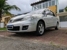 Nissan Tiida Manual 1.8 Flex + GNV - Top!!!