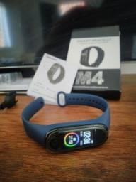 Smartband M4 novo, aceito cartão/pix