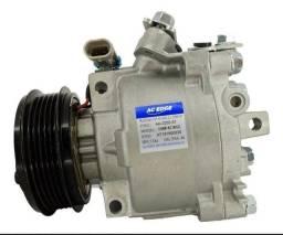 Compressor do ar condicionado Onix Prisma Spin