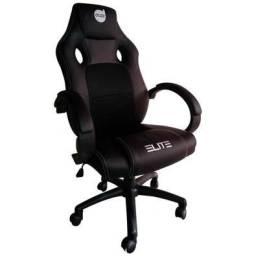 Cadeira Gamer Dazz Elite Preta - NOVA - Loja Física
