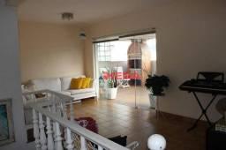 Cobertura com 3 dormitórios à venda, 218 m² por R$ 1.200.000,00 - Aparecida - Santos/SP